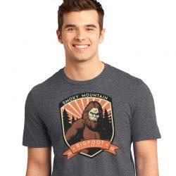 Smoky Mountain Bigfoot 2020 Conference shirt