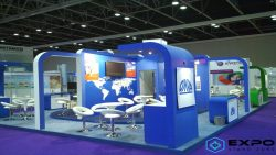 Find Here Trade Show Exhibits Design Ideas