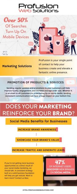 Social Media Agency In Ferndale – ProFusion Web Solutions