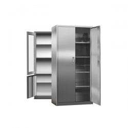 Storage facilities for food cleanrooms