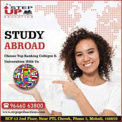 Study Abroad #Without IELTS
