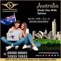 Study in Australia for Higher Education