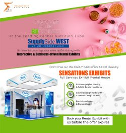 Leading Platform Of Health and Nutrition Called SupplySide West 2021