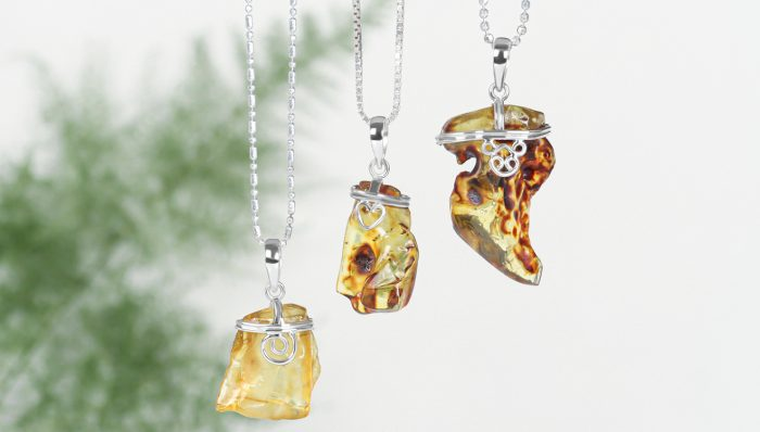 Buy Natural Wholesale Amber Stone Jewelry