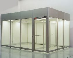 Advantages of the soft wall modular cleanrooms