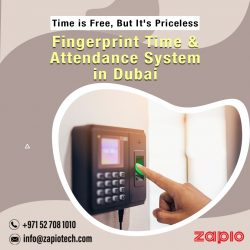 Best HRMS Software in Dubai | Time Attendance System in Dubai