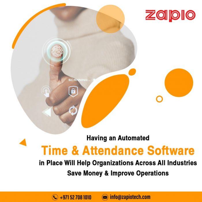 Time Attendance Software Dubai