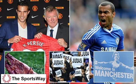 Top 10 Players Who Betrayed Their Club To Join Rival Team