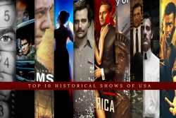 'Top 10 Historical Shows of USA' reviewed by Julian Brand Actor