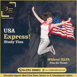 USA Study Visa Without IELTS