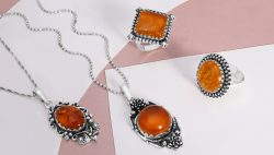 Trending Natural Wholesale Amber Jewelry