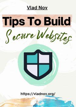Vlad Nov – Making a Secure Web Application