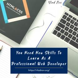 Vlad Nov – Learn As A Professional Web Developer