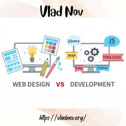 Vlad Nov – Web Development & Web Design