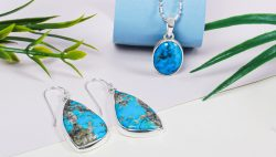 Genuine Sterling Silver Turquoise Jewelry