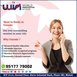 Want to Study In Canada