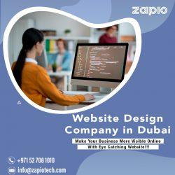 Website Design Agency in Dubai