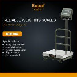 Buy Best Weighing Machine In India   Platform Weighing Machine   Equal