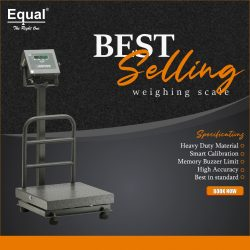 EQUAL-Buy Best Quality Industrial Platform Weighing Scale Online