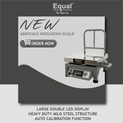 EQUAL   Best Chicken Weighing Scale   Buy Now