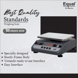 Best Weighing Scale In India   Table Top Scale   EQUAL