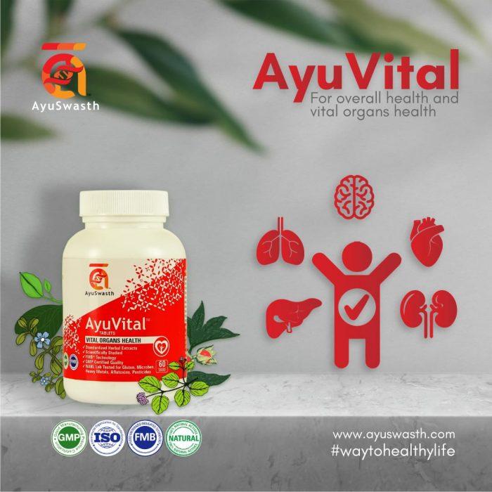 Vital Organs – Key to Healthy Life