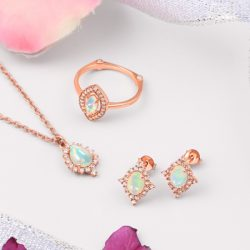 Buy Amazing Sterling Silver Opal Jewelry at Manufacturer Price