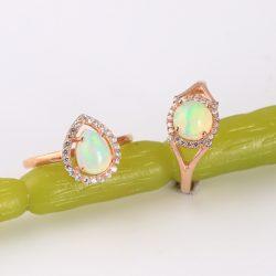 Buy Real Handmade Opal Ring