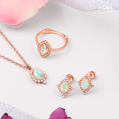 Shop Natural Opal Jewelry at Wholesale Price
