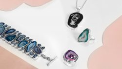 Wholesale Sterling Silver Agate Jewelry Collection | Rananjay Exports