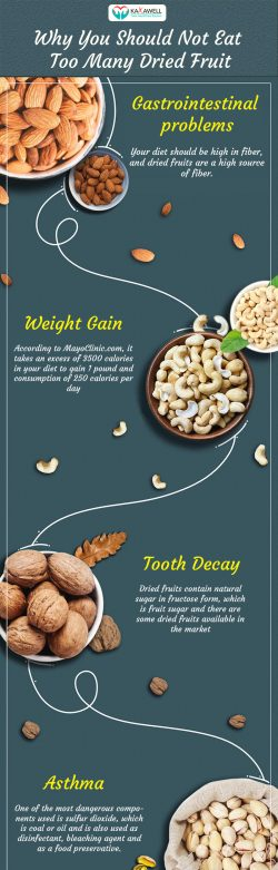 What Happens if You Eat Too Much Dry Fruits