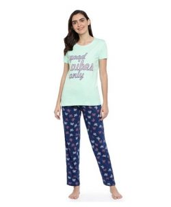 Specifications of Womens Night Wear Full Pant Set 459