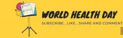 happy world health day 2021