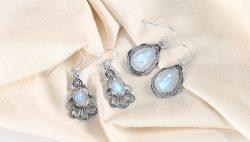 Beautiful Moonstone Jewelry for Women