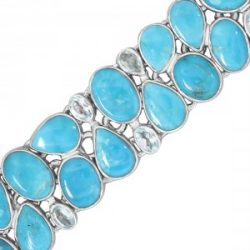Wholesale Real Silver Turquoise Jewelry From Rananjay Exports