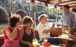 classic boat Amsterdam