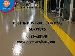 Why are industrial coatings important?