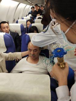 旅客突发急病 深航北京飞往深圳航班备降长沙(附图)