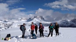 Get Snowshoeing Holidays In France