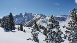 Get snowshoeing france