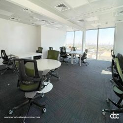 luxury serviced offices in the heart of Dubai