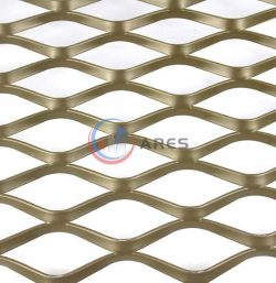 architectural woven metal mesh