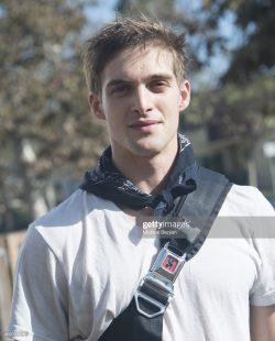 Julian Brand Actor | Venetian Garden Raising Party Fundraiser Benefiting Kiss The Ground