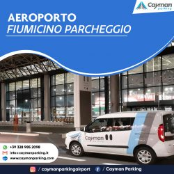 Aeroporto Fiumicino Parcheggio