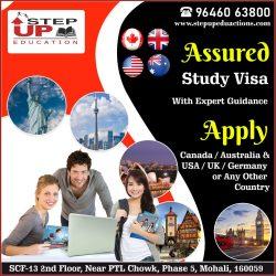Assured Study Visa With Expert Guidance