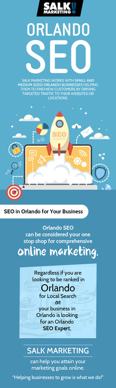 Attain your Marketing Goals with Local SEO Services from Salk Marketing