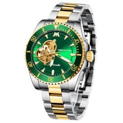 8209M | Mechanical Men Watch | Stainless Steel Band