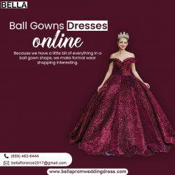 Ball Gowns Dresses Online