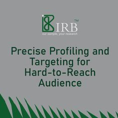 Re Profiling – Irbureau