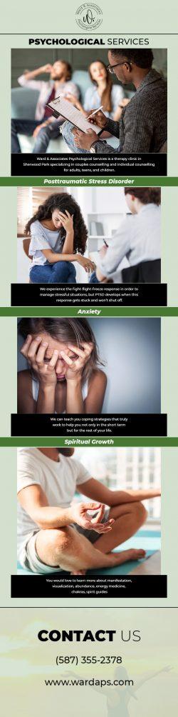 Best Psychological Services at Ward & Associates Psychological Services